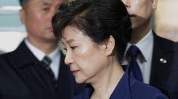 박근혜 수감 구치소 '1주일 전부터 난방, 접이식 매트리스 사용