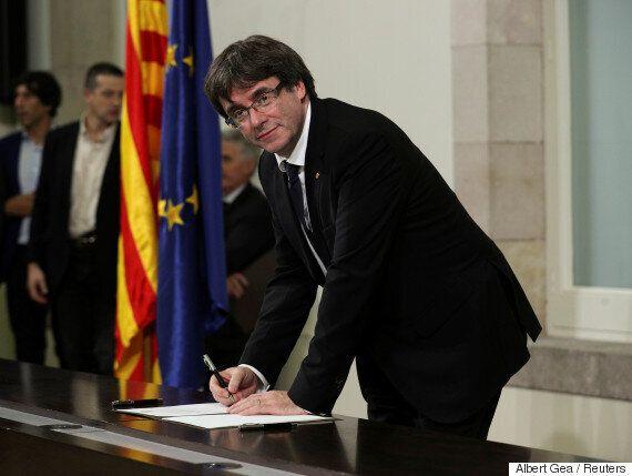 '데드라인'이 지나버렸다. 독립투표 이후 카탈루냐 정부가 점점 더 난처해지고