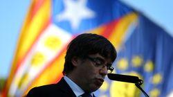 카탈루냐 정부가 점점 더 난처해지고