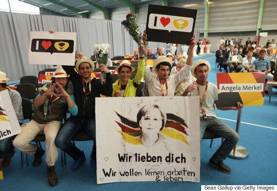 메르켈의 승리는 독일에 정착한 난민 100만명에게 어떤 영향을