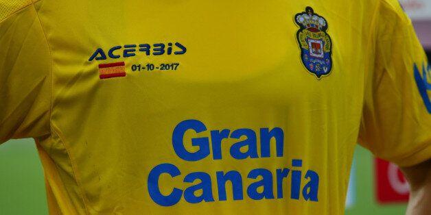 Soccer Football - La Liga Santander - FC Barcelona vs Las Palmas - Camp Nou, Barcelona, Spain - October...