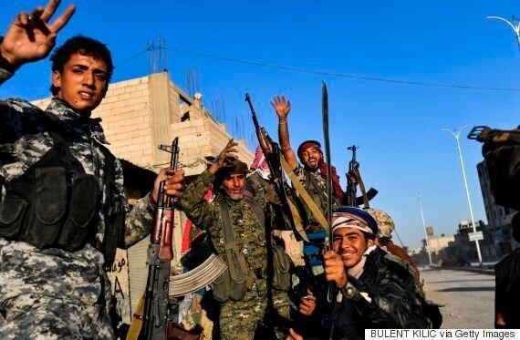 IS가 떠난 라카는 앞으로 어떻게