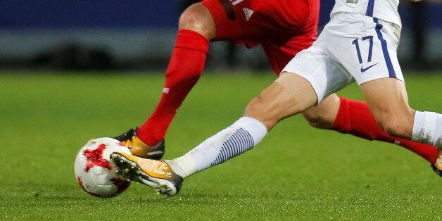 Football Soccer - Russia v South Korea - International Friendly - VEB Arena Stadium - Moscow, Russia...