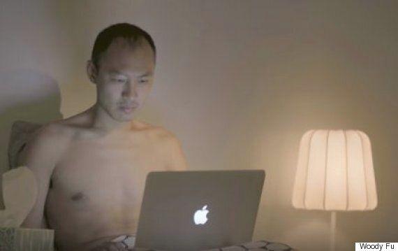 아시아계 남성이 등장하는 포르노가 없어서 나는 이 영상을