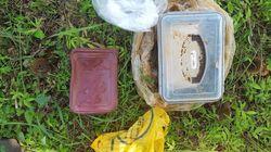 보성군 공무원 집 마당에 묻혀있던 김치통의