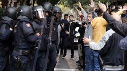 스페인 카탈루냐 분리독립 주민투표가