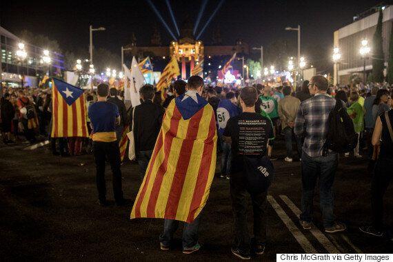 스페인 카탈루냐 분리·독립 주민투표가 팽팽한 긴장 속에