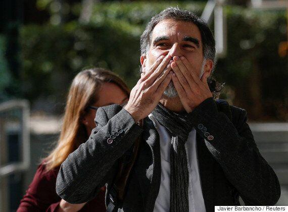 스페인 법원이 카탈루냐 독립단체 수장들을