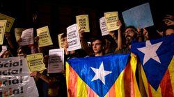 스페인 법원이 카탈루냐 독립 수장들을