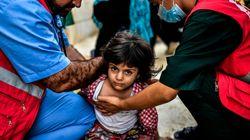 시리아 내전 희생자가 다시 급증하고