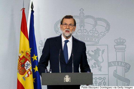 스페인 정부가 카탈루냐에 '독립 포기' 시한을 제시하며 최후통첩을