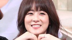 배우 류현경이 짧은 기간에 15kg이나 찌운
