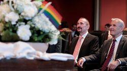 독일에서 역사적인 동성결혼식이
