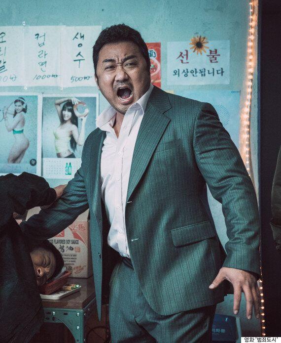 [Oh! 무비] 마동석X윤계상 '범죄도시', 반전 흥행 어떻게