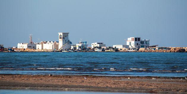 Port de Zarat, Gabes,