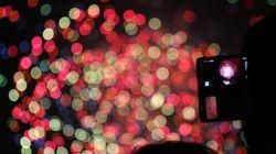 100만 인파가 모인 '여의도 불꽃 축제'를 화보로