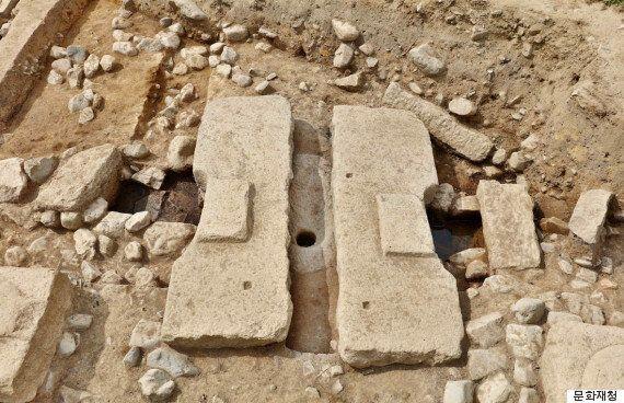 통일신라시대에 만든 '수세식 화장실'이