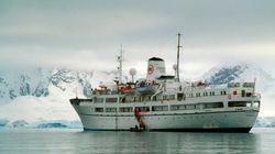 여성 과학자들이 남극 탐험선에서 성희롱을