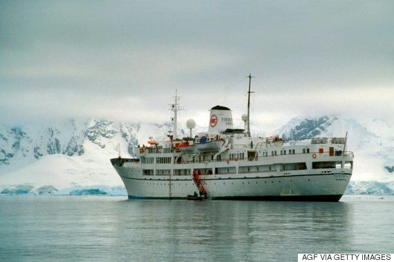 여성 과학자들이 보스턴 대학교의 남극 탐험선에서 성희롱을 당했다고
