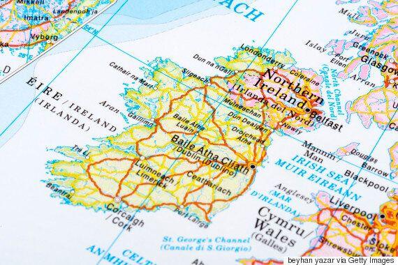 북아일랜드서 본 한반도
