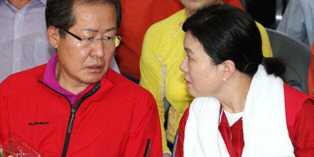 '막말 고수' 홍준표가 류여해를 말리며 한 조언