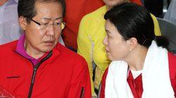 '막말 고수' 홍준표가 류여해를 말리며 한