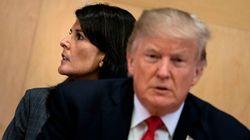 트럼프의 '이란 핵합의 불인증'을 이끈
