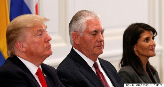 트럼프의 '이란 핵합의 불인증'을 이끈 배후 : 니키