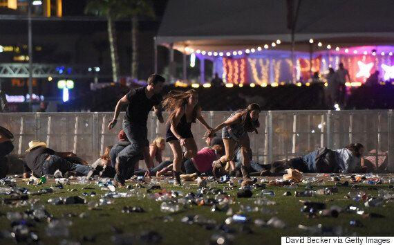 미국 라스베이거스 중심가에서 총격 사건이
