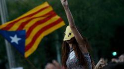카탈루냐 정부가 스페인 정부를 북한에