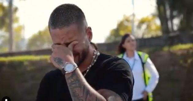 11 cosas por las que lloramos de emoción igual que Maluma con su avión
