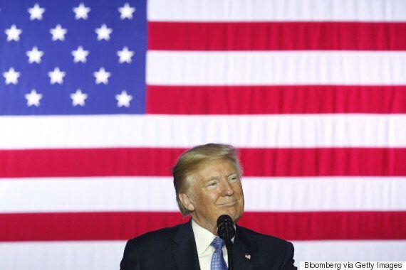 트럼프에게 '수단을 왜 입국금지국에서 뺐냐'고 묻자 벌어진 일