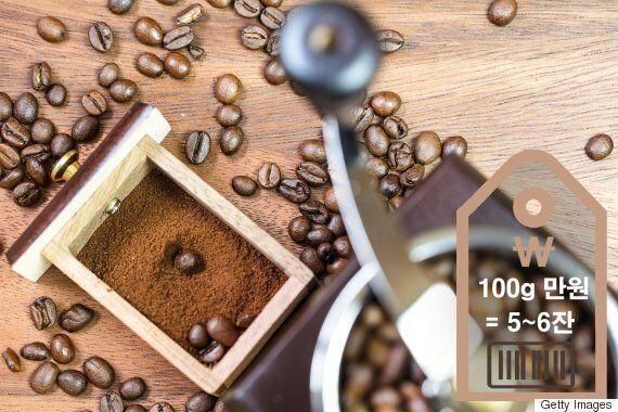 집에서 마시는 커피가 더 신선하고 맛 좋은 '슈퍼 그뤠잇'한