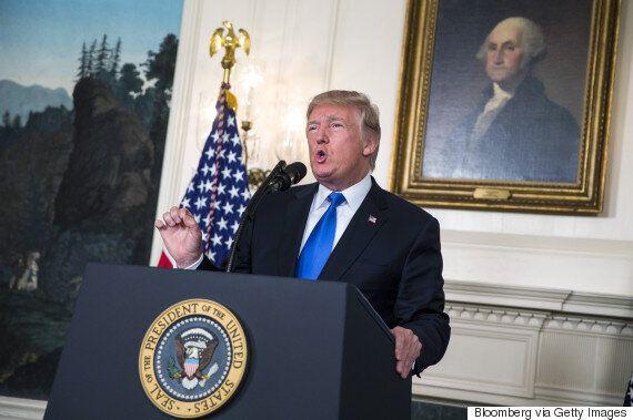 트럼프의 '이란 핵협정' 불인증이 북핵 문제 해결에 미칠 매우 부정적