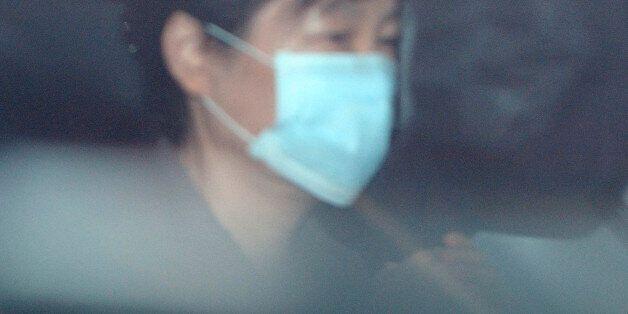 추가 구속영장 신청을 앞둔 박 전 대통령이 병원 진단서를