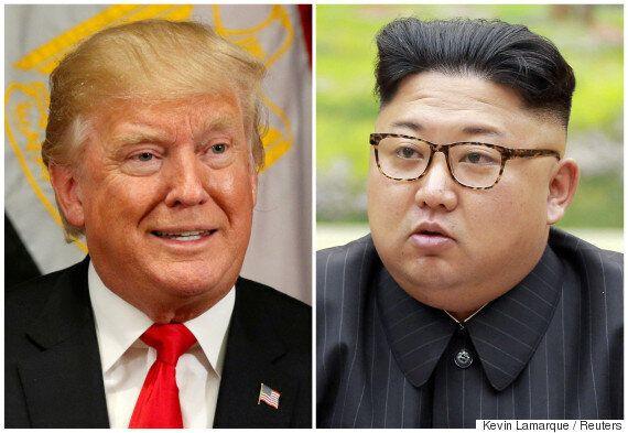 트럼프는 북한에 대해