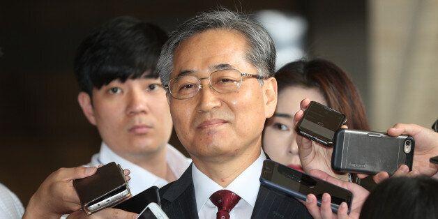 검찰, '박원순 서울시장 제압문건' 관련 추명호 전 국정원 국장