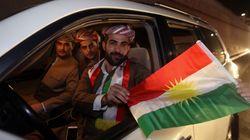 쿠르드족 독립투표 이후, 긴장이 고조되고