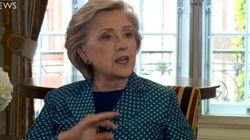 힐러리가 웨인스타인과 트럼프를 묶고 빌 클린턴 건과는 다르다고