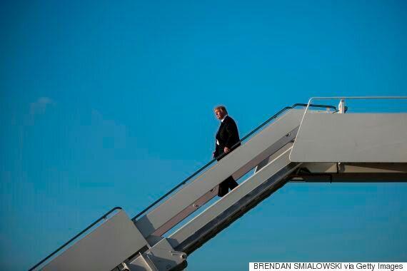 트럼프의 아시아 방문 일정이 확정됐다. 한미 정상회담은 7일에