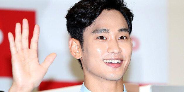 [공식입장 전문] 김수현, 10월 23일 현역 입대...