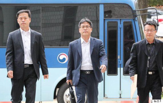 박근혜 정부 '화이트리스트'를 담당한 허현준 전 청와대 행정관이