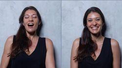 오르가슴을 느끼는 여성들의 표정변화를