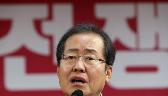 자유한국당 '릴레이 발언' 시위에서 나온