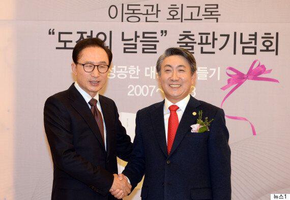 박성제 MBC 해직기자가 이동관 전 홍보수석을 수사하라고 말하는
