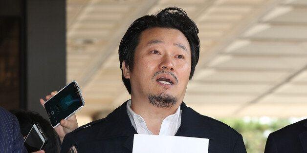 서해순씨의 '뉴스룸' 출연 후 이상호 기자가 연이어 입장을