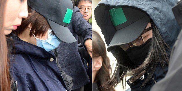 인천 초등생 살해 사건의 피의자들에게 법정최고형이