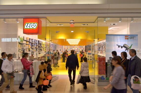 레고의 예정된 몰락 | 1.성공의