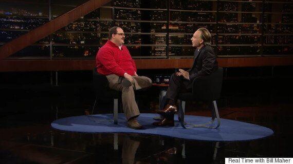 미국 대선토론 스타 '켄 본'이 '누구 찍었냐'는 빌 마허의 질문에