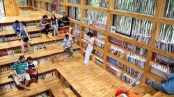 중국에서 가장 아름다운 도서관이 폐관된